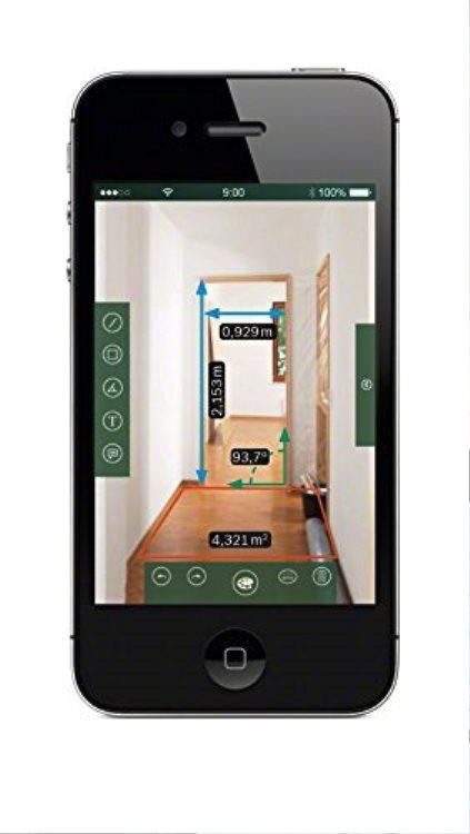 bosch plr 30 c distanziometro e laser digitale per misurazioni scheda recensione e opinioni. Black Bedroom Furniture Sets. Home Design Ideas