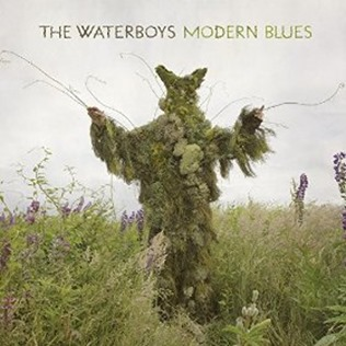the waterboys modern blues cd review