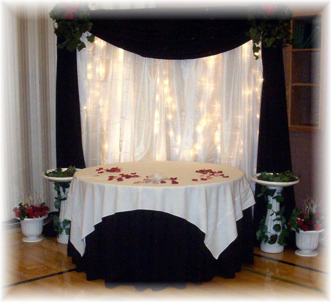 taniesha 39 s blog wedding backdrops ideas. Black Bedroom Furniture Sets. Home Design Ideas