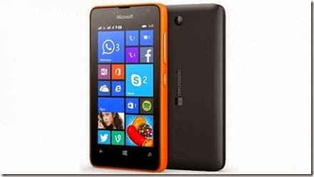 Smartphone Windows Lumia 430
