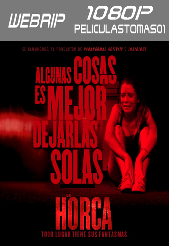 La Horca (The Gallows) (2015) [WEBRip 1080p/Dual Latino-ingles]