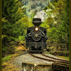 ZA by James Eickman - Transportation Trains (  )