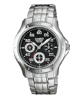 Casio Edifice Multihand : ef-317d