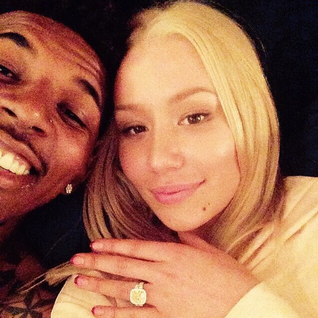 Iggy Azalea Apparently Expecting Her First Child With Nick Young!