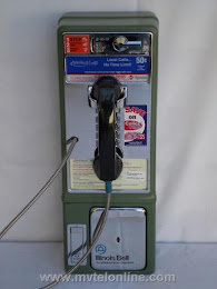 Single Slot Payphones - Illinois Bell Ameritech 1C loc LP5 1