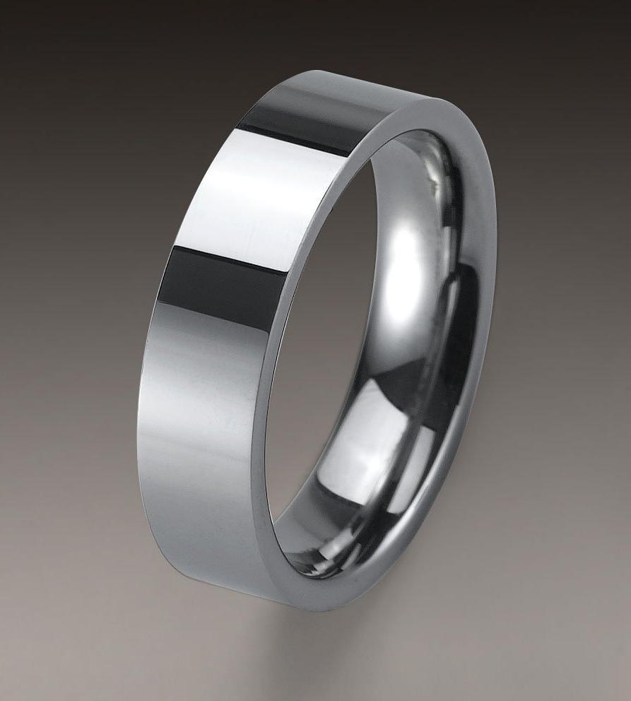 Carbide Even Wedding Band