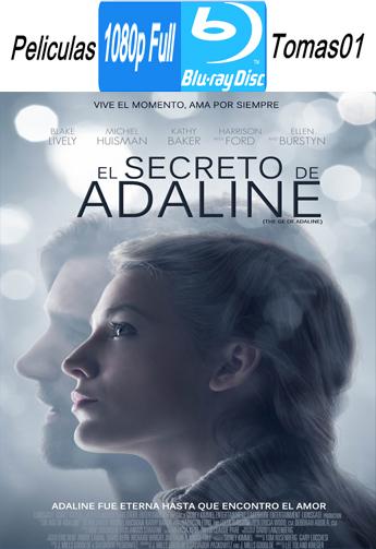 El Secreto de Adaline (2015) [BRRipFull 1080p/Dual Latino-ingles]
