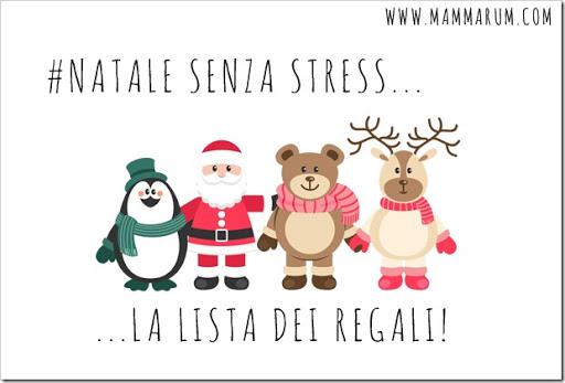 Favorito Mammarum: Checklist dei regali di Natale… per non dimenticarne  RJ59