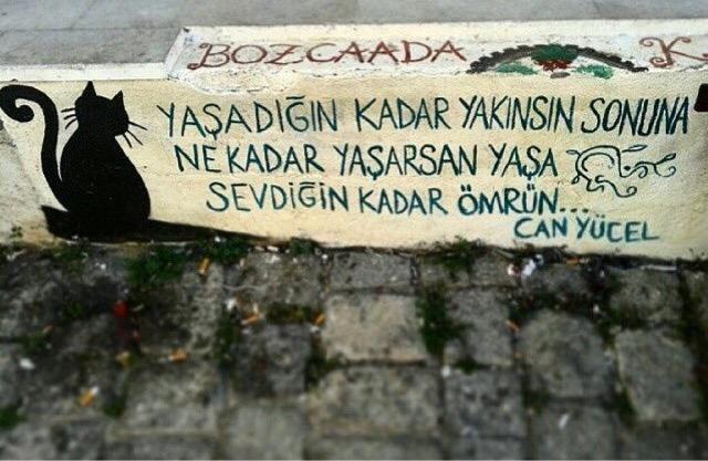 aşk şiir sokakta