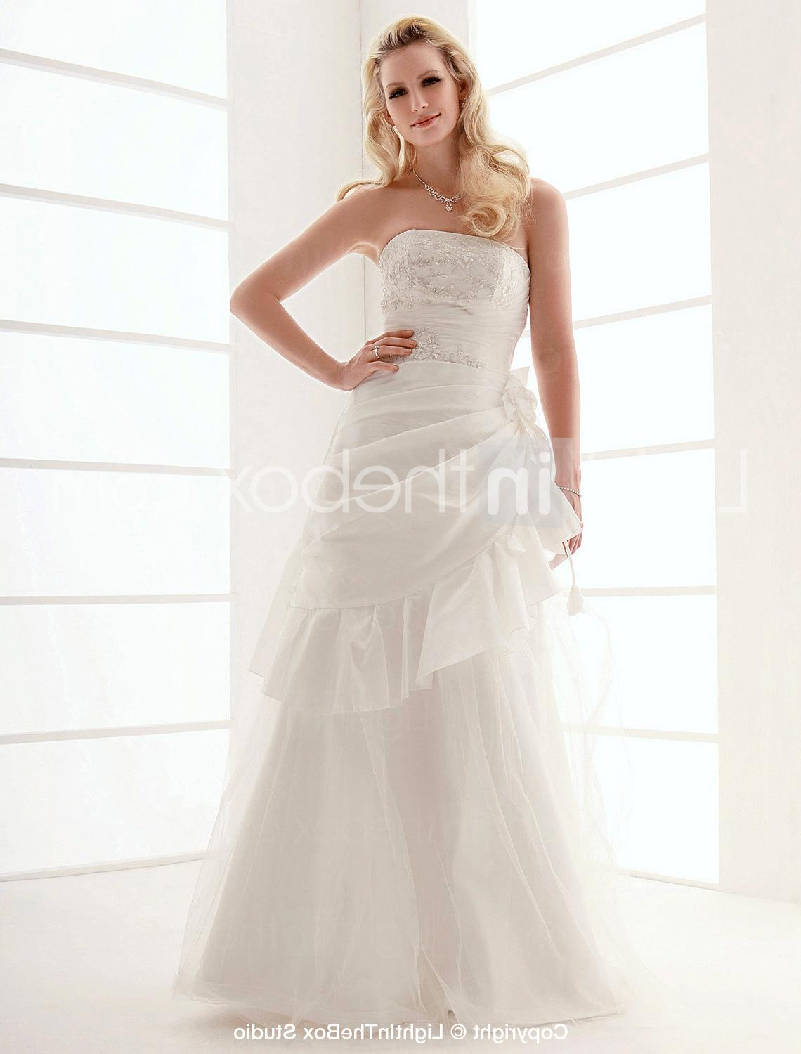 Tulle Wedding Dress with