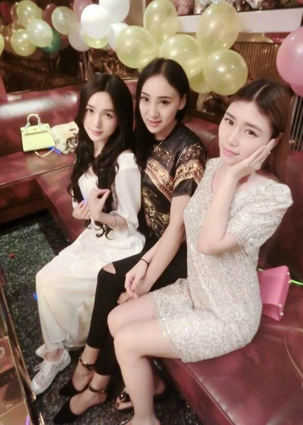 Chinese girls for friendship