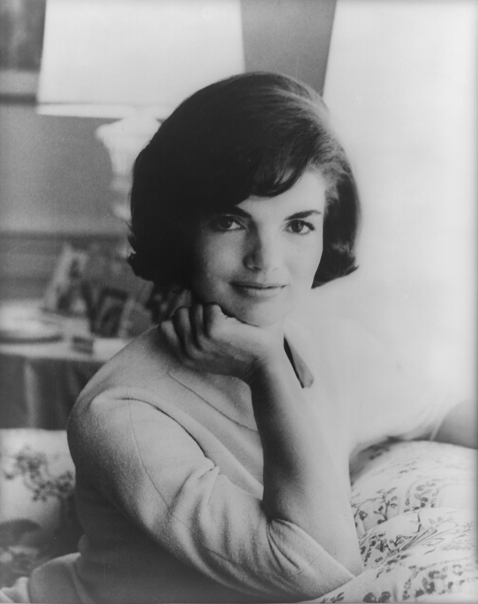 about Jackie O.