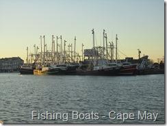 004 Fishing Boats Cape May