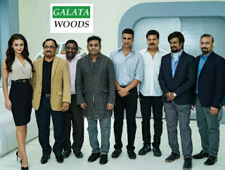 Rajinikanth Movie Titled 2.0 , Replacing The Old Enthiran Title