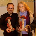 Pepe Payá y Mª Esther Guzmán, Premios Trujamán 2011