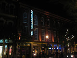 Wildhorse Saloon in Downtown Nashville TN at nite 09032011
