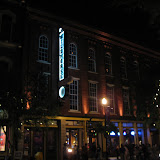 Wildhorse Saloon in Downtown Nashville TN at nite 09032011