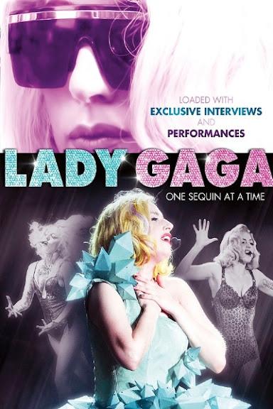 Lady Gaga. Cekin po cekinie / Lady Gaga: One Sequin at a Time (2010) PL.TVRip.XviD / Lektor PL