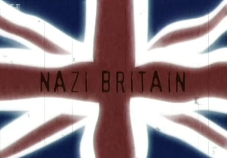 Wielka Brytania pod okupacj± nazistów / Nazi Britain (2003) PL.TVRip.XviD / Lektor PL