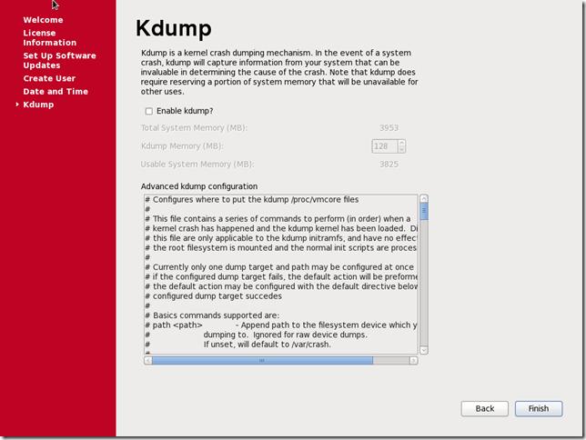 Install OS Screen 42