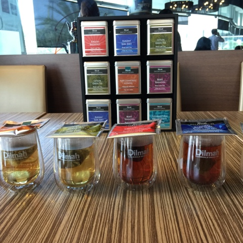 earle swensens dilmah tea review