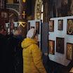 Приходские будни - Открытие выставки 15.11.2015