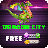 Download Full Free Dragon City Gems - Tricks 7.2 APK