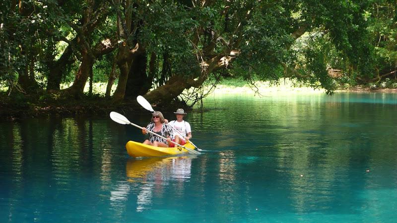 Felice und Gipsy 4 auf dem Fluss (11)