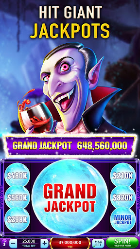 Jackpot Slots - Slot Machines & Free Casino Games For PC