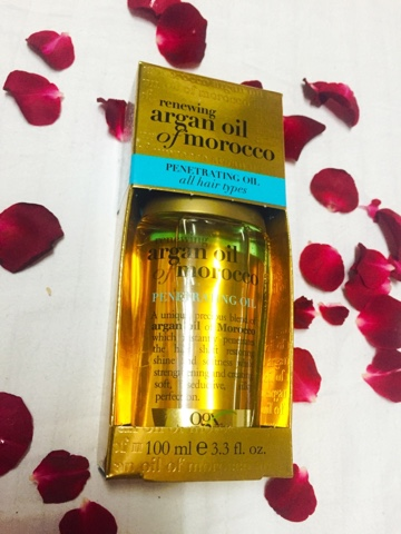 renewing Argan oil of Morocco penetrating oil
