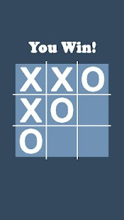 The Tic Tac Toe - Tix Tax Toe - screenshot