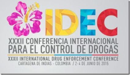 23 Conferencia Control de Drogas - Colombia