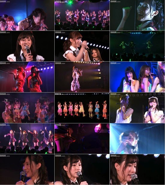"""(LIVE)(公演) AKB48 チームK """"RESET"""" 鈴木紫帆里の生誕祭 150210 & 150216"""