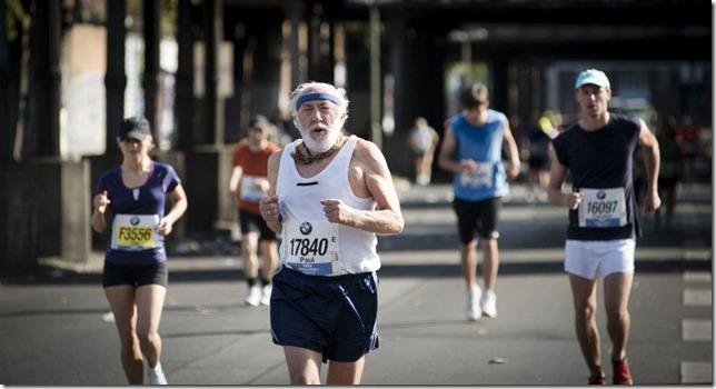 《最後的馬拉松》──誰說老了就不能動?10