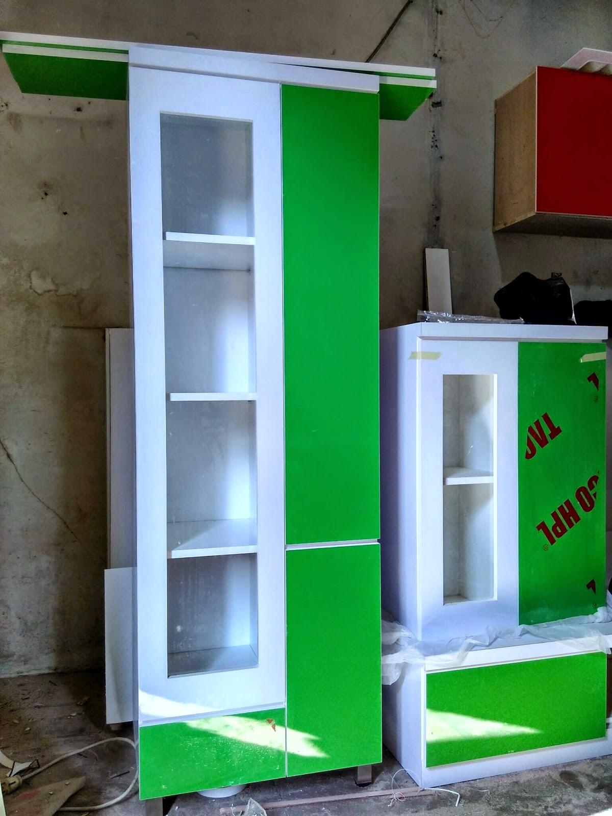 meja tv pondok gede kitchen set minimalis lemari pakaian