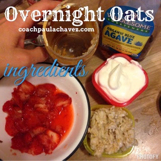 overnight oats, oatmeal recipes, protein, fitness meals