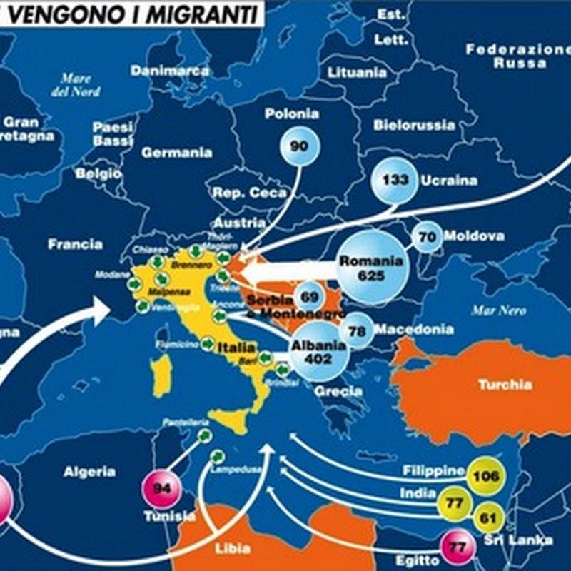 Il ruolo dei social network nei viaggi dei migranti siriani.