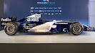 Williams FW28 launch side