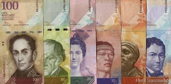 Mata uang Bolivar
