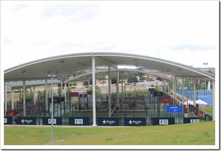 Club Raqueta de VALLADOLID fase pre previa WPT 2015