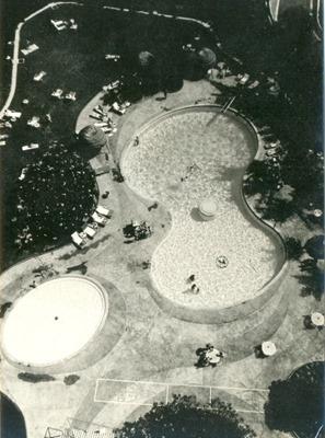 The InterContinental Manila Swimming Pool