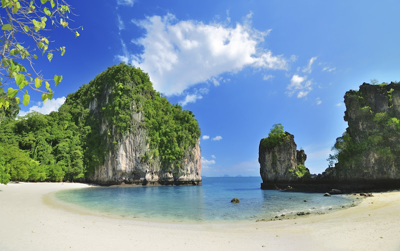 Thaïlande, plage de rêve