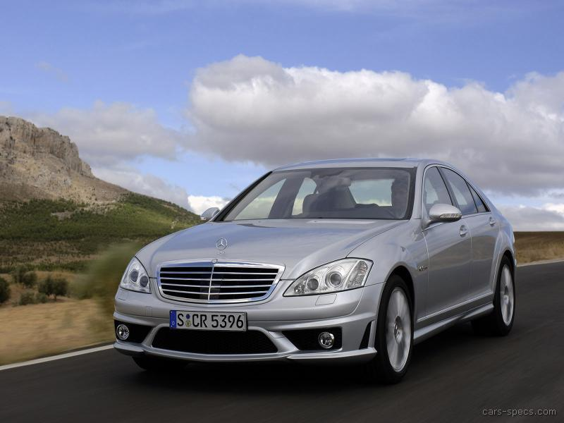 2008 mercedes benz s class s63 amg specifications for 2007 mercedes benz s550 price