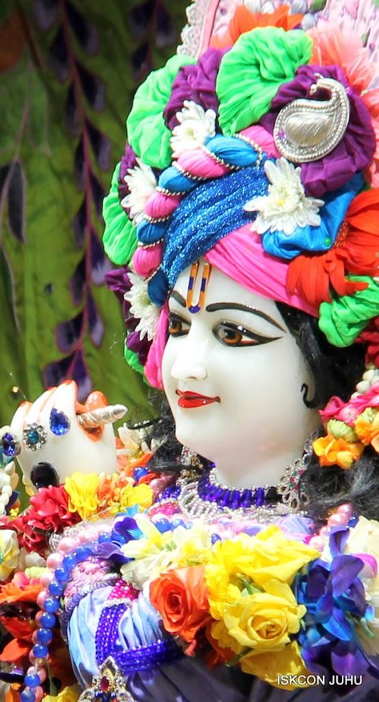 ISKCON Juhu Sringar Deity Darshan 11 Feb 16 (19)