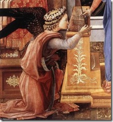 Fra-Filippo-Lippi-Annunciation-with-two-Kneeling-Donors-detail-4--S