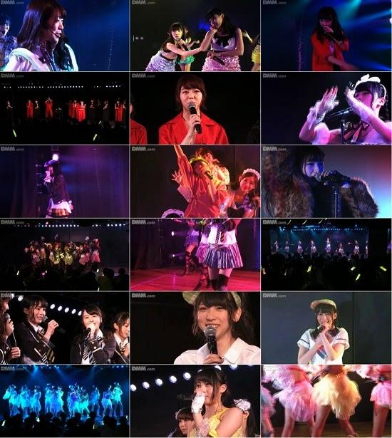 "[TV-Variety] AKB48 チーム4 ""アイドルの夜明け"" 公演 141203 & 141204 & 141221"