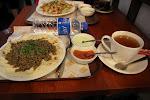 Dinner in Itaewon