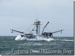 014 Fishing Boat, Buzzards Bay