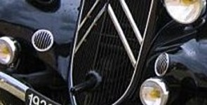 Citroen Traction klaxon ailes