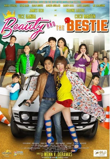 Beauty and the Bestie - Official Poster